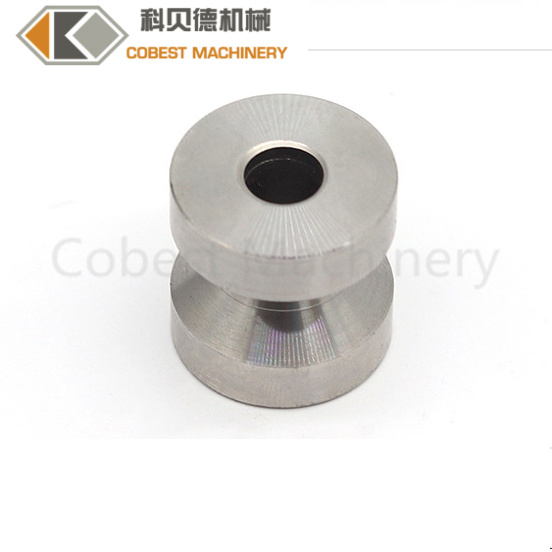 China Factory CNC Motorcycle Car Auto Industrial Spare Part for Connector